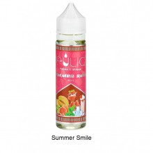 Liquido Premium Euliq® Summer Smile 6 mg 60ml - Mix de Frutas