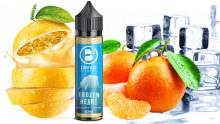Blends Juices Iceberg Frozen Heart 6 mg 30 ml - Maracujá com Tangerina Refrescantes