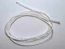 Silica (pavio) 2mm - para a fabricação de resistências - 5 metros