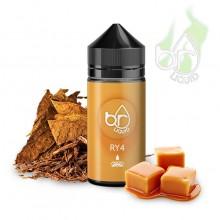 Brliquid Classic RY4 6 mg 30 ml - Tabaco Acaramelado
